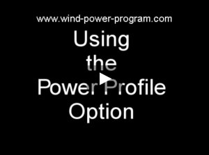 link to power option video